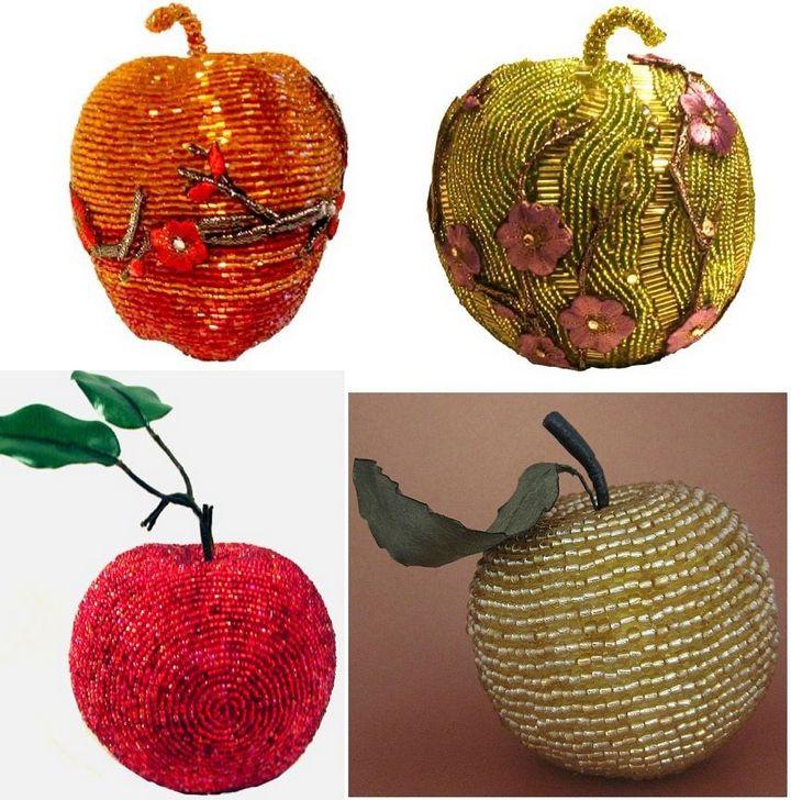 Как сделать яблоки своими руками 64